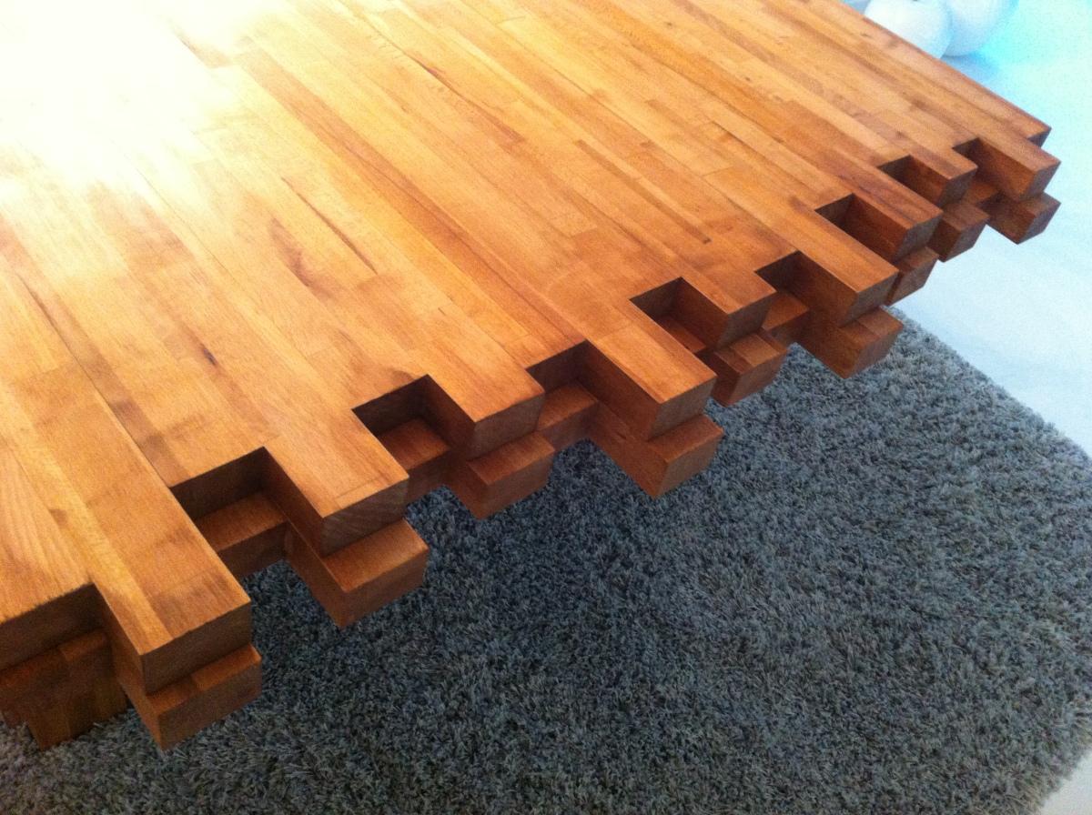 diy esstisch selbst gemacht wir bauen unser haus. Black Bedroom Furniture Sets. Home Design Ideas